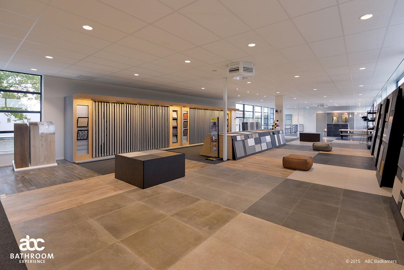 Badkamer Showroom Zutphen : Showroom abc badkamers deventer overijssel