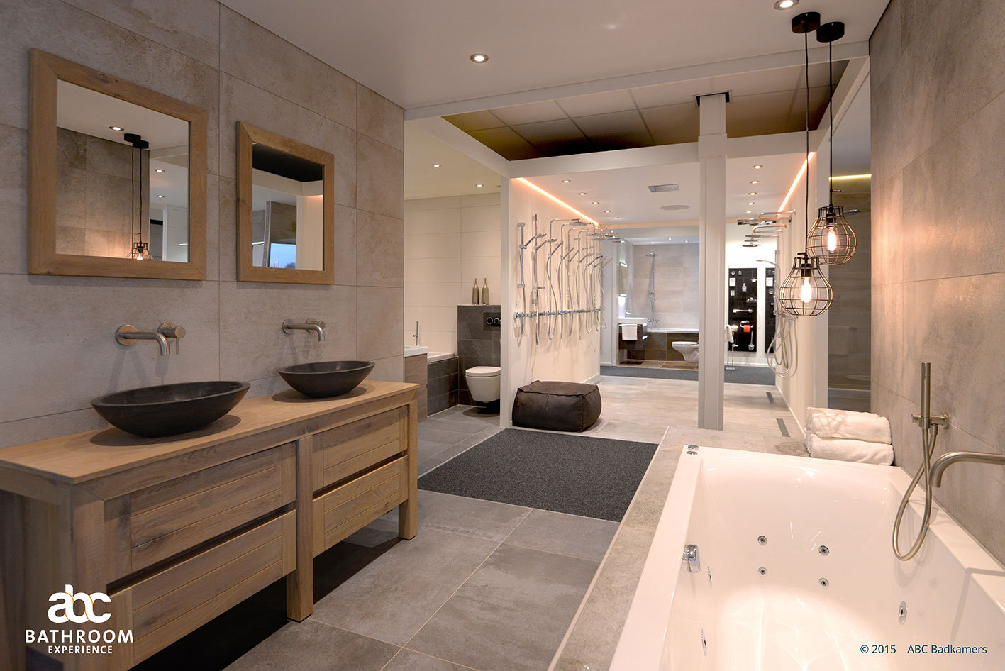 Stunning sanitair badkamers pictures new home design