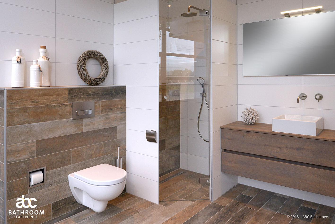nl funvit badkamer interieur ideeen