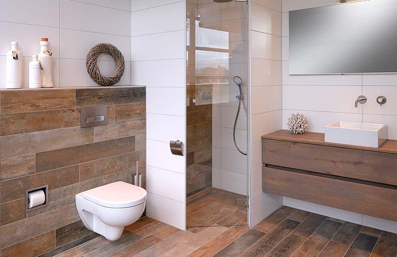 Behang In Badkamer : Abc badkamers deventer sanitair vloer en wandtegels
