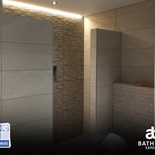 ABC Badkamers verbouwing
