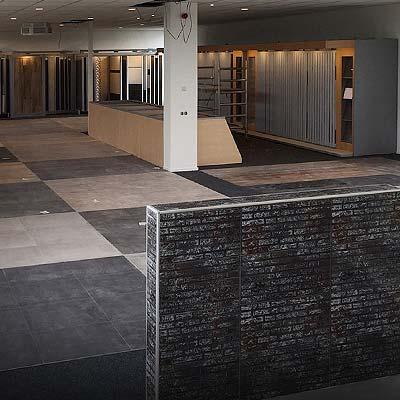 Sneak preview van de nieuwe showroom !
