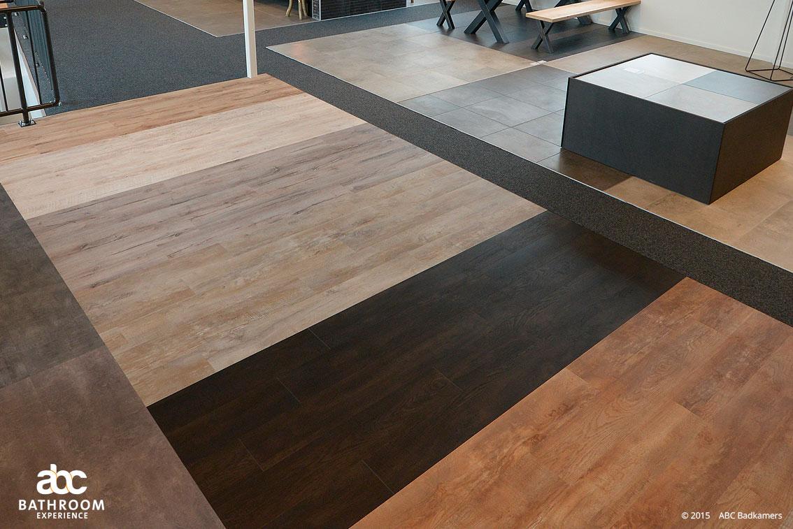 Vloeren en tegels bij ABC Badkamers in Deventer