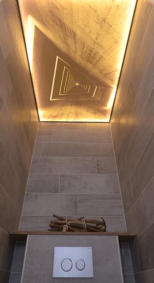 Luxe uitstraling met spanplafonds
