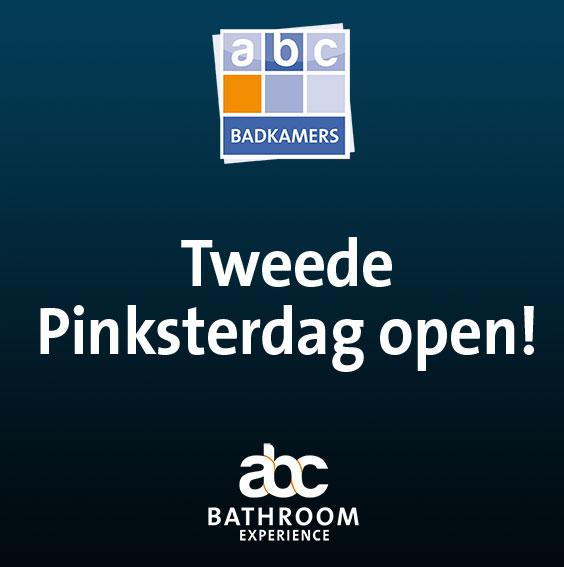 Tweede Pinksterdag open!