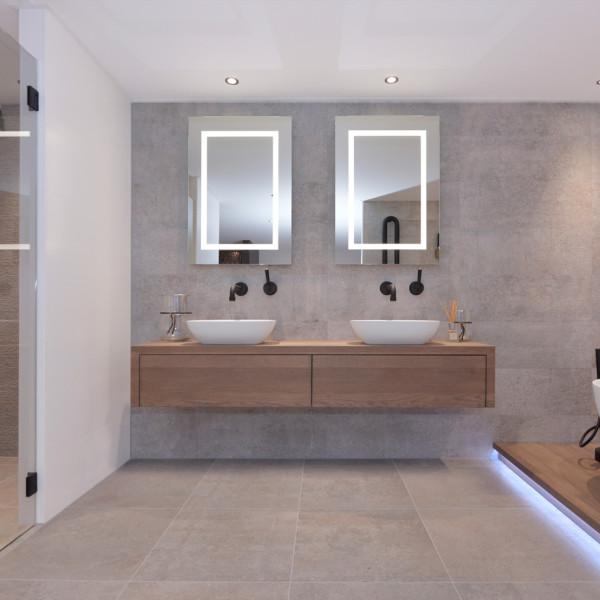 Onze nieuwste badkamers al bewonderd?